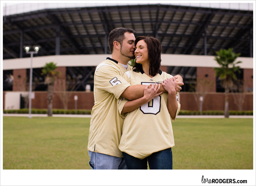 Engagement Photography UCF Orlando Florida