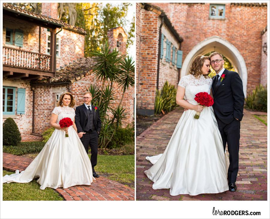 Wedding Photography Casa Feliz in Winter Park Orlando Florida