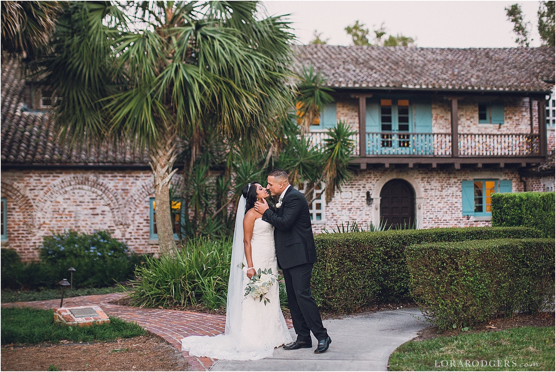 Casa Feliz Winter Park Wedding Day