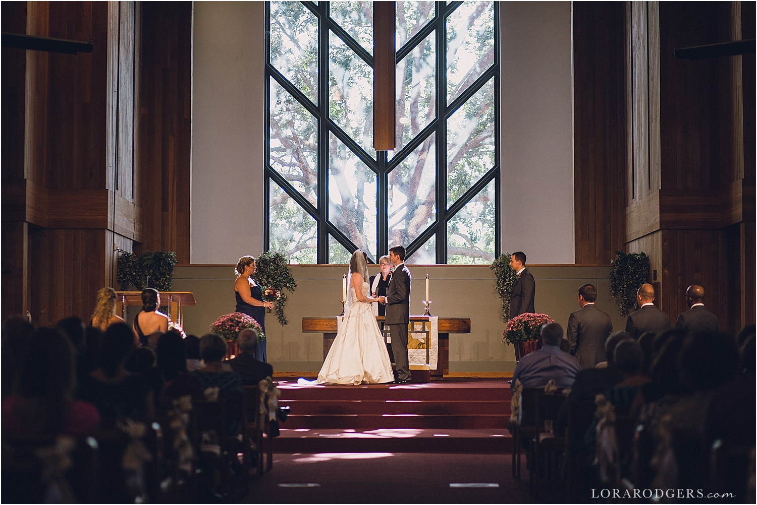 Ocoee Lakeshore Center Wedding