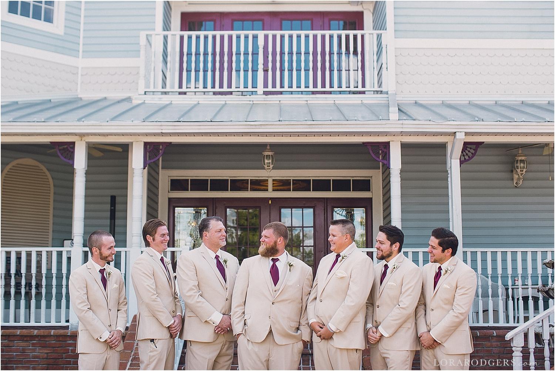 Longwood Community Building Wedding