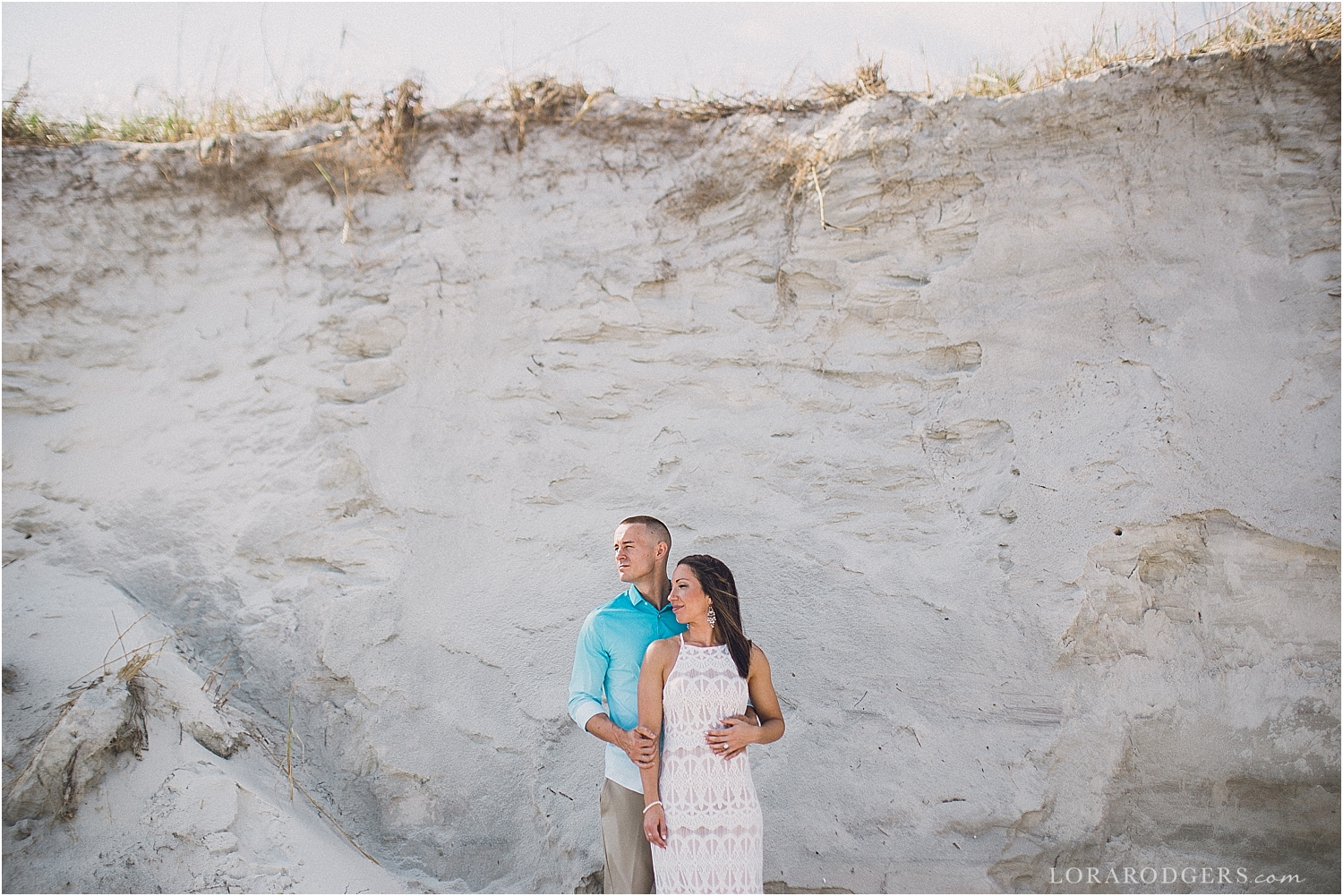 New Smyrna Beach Engagement Session