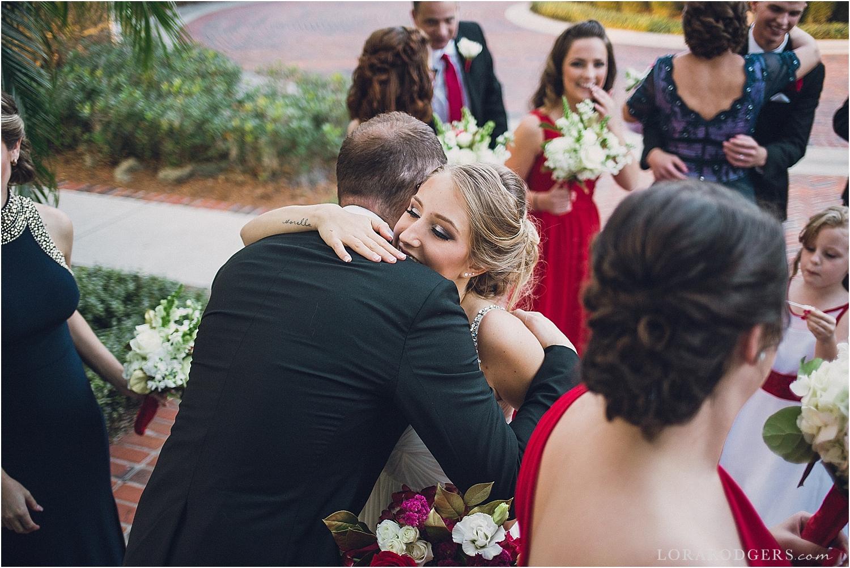 Cypress Grove Estate Park Wedding Day Orlando Florida