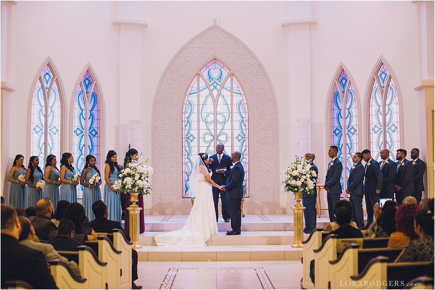 Faith Assembly of God and Heaven Events Orlando Wedding