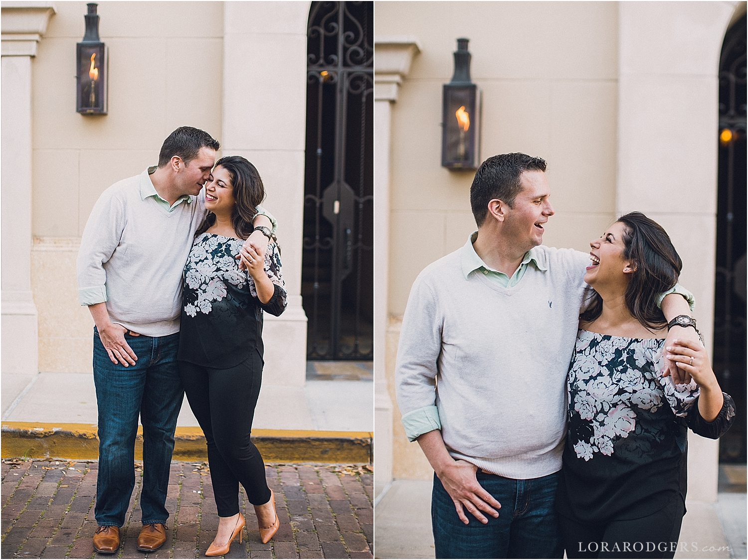 Winter Park Engagement Session Florida