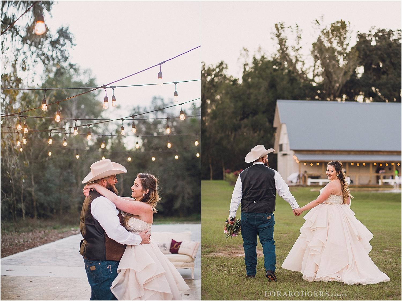 October Oaks Farm Florida Wedding