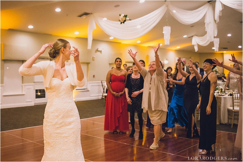 Royal Crest Room Wedding St. Cloud Florida
