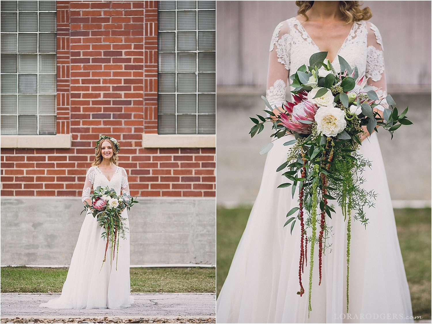Winter Park Farmers Market Wedding