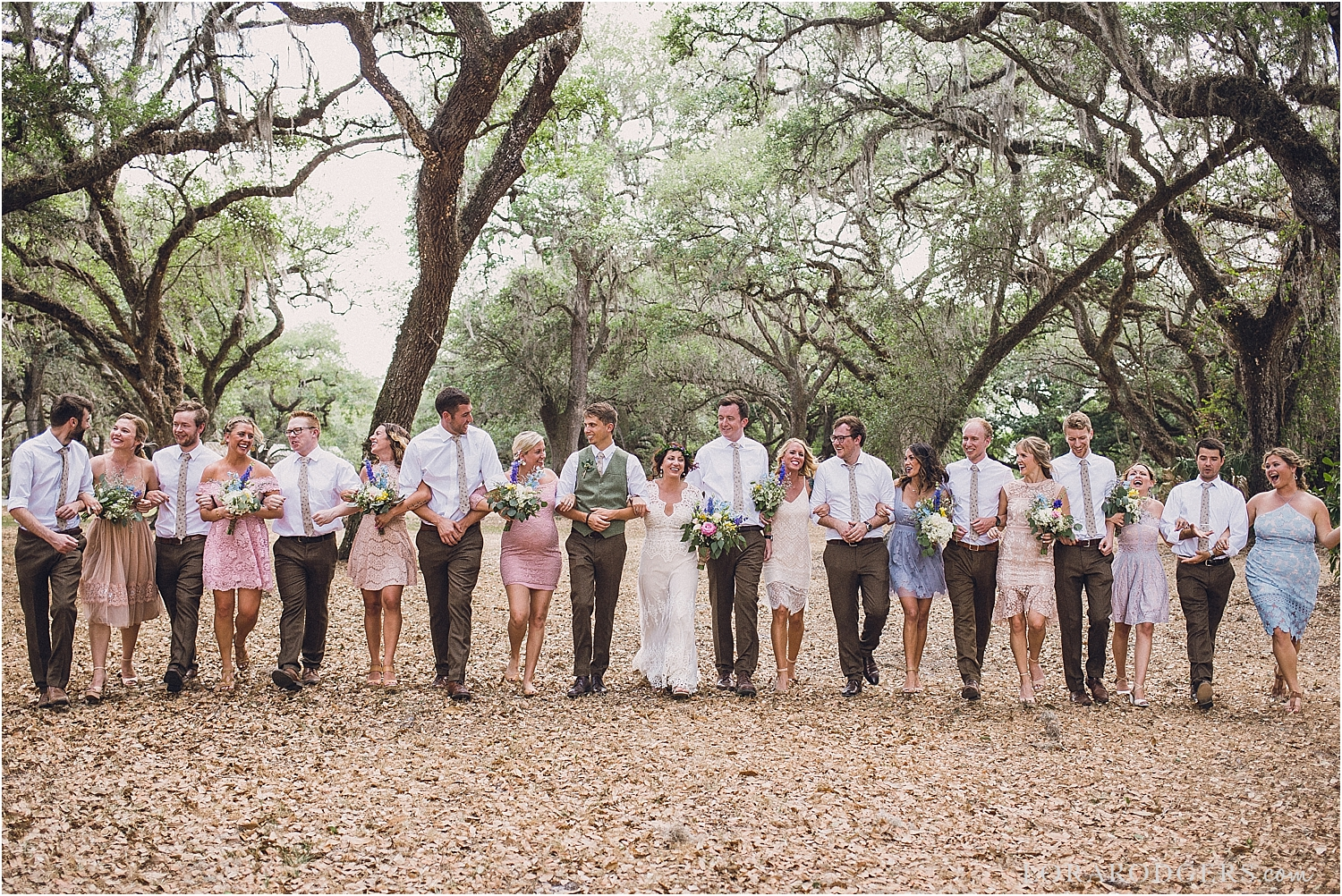 Bird Island Lake Ranch Date City Florida Wedding Day