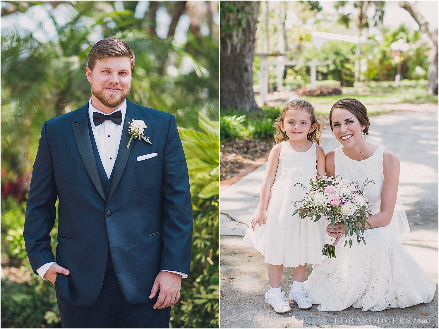 Port orange wedding