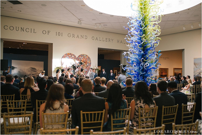 Orlando science museum wedding