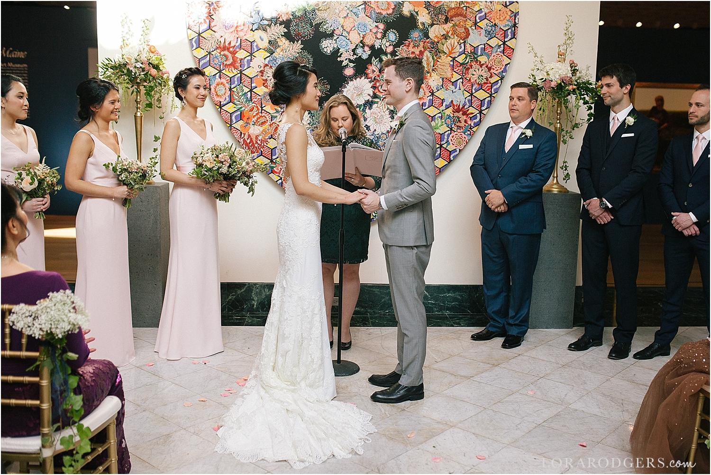 Orlando Museum of Art Downtown Florida Wedding