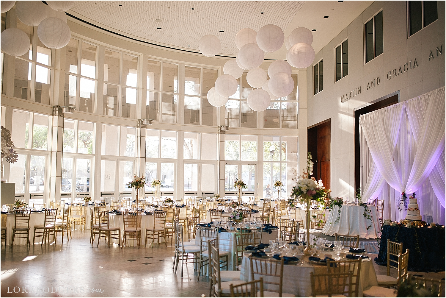 Orlando Museum of Art Downtown Florida Wedding