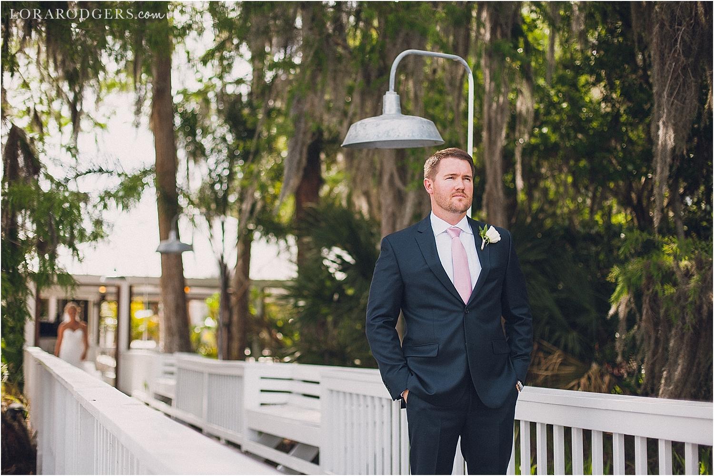 Paradise Cove Water Sports Orlando Florida Wedding Day